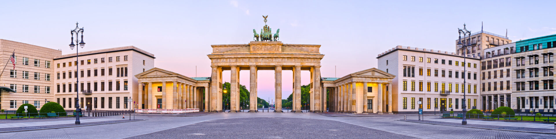 14 Locations in Germany